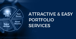 attractive & easy portfolio services